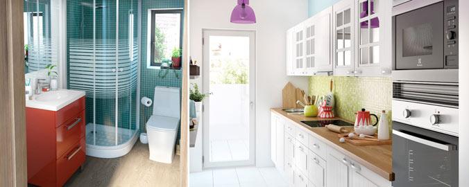 Reformas cocinas y baños – Reformas Bonasort